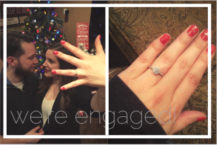 were-engaged